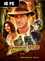 Indiana Jones and the Fountain of Youth for PC