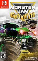 Monster Jam: Crush It! for Nintendo Switch