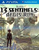 13 Sentinels: Aegis Rim for PS Vita