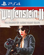 Wolfenstein II: The New Colossus - The Diaries of Agent Silent Death for PlayStation 4