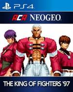 ACA NEOGEO THE KING OF FIGHTERS '97 for PlayStation 4