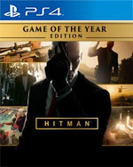 Hitman: Game of the Year Edition for PlayStation 4