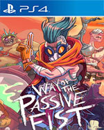 Way of the Passive Fist for PlayStation 4