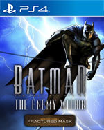 Batman: The Enemy Within - Episode 3: Fractured Mask for PlayStation 4
