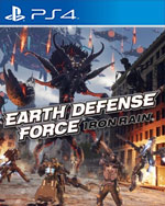 Earth Defense Force: Iron Rain for PlayStation 4