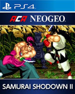 ACA NEOGEO SAMURAI SHODOWN II for PlayStation 4