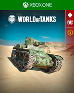 World of Tanks: X Edition for Xbox One