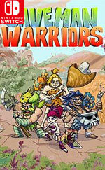 Caveman Warriors for Nintendo Switch