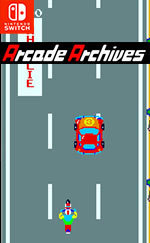 Arcade Archives Traverse USA for Nintendo Switch