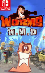 Worms W.M.D for Nintendo Switch