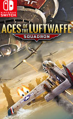 Aces of the Luftwaffe - Squadron for Nintendo Switch