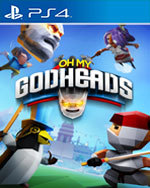 Oh My Godheads for PlayStation 4