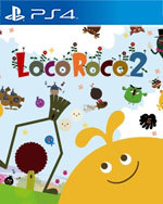 LocoRoco 2 Remastered for PlayStation 4