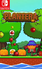 Plantera Deluxe for Nintendo Switch