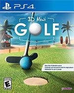 3D MiniGolf for PlayStation 4