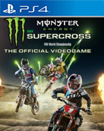 Monster Energy Supercross - The Official Videogame for PlayStation 4