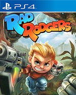Rad Rodgers for PlayStation 4