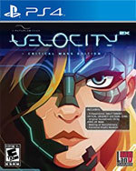 Velocity 2X: Critical Mass Edition for PlayStation 4