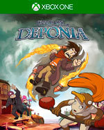 Chaos on Deponia for Xbox One