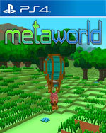 MetaWorld - The VR MMO Simulation for PlayStation 4