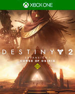Destiny 2 - Expansion 1: Curse of Osiris for Xbox One