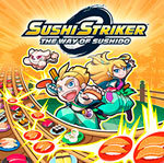 Sushi Striker: The Way of Sushido for Nintendo 3DS