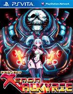 Xenon Valkyrie+ for PS Vita