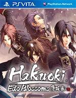 Hakuoki: Edo Blossoms for PS Vita