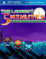 The Longest Five Minutes for PS Vita