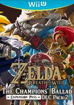The Legend of Zelda: Breath of the Wild - The Champions' Ballad for Nintendo Wii U
