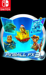 Pinball FX3 for Nintendo Switch