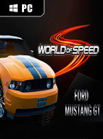 World of Speed - Ford Mustang GT