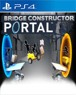 Bridge Constructor Portal for PlayStation 4