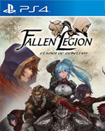 Fallen Legion: Flames of Rebellion for PlayStation 4