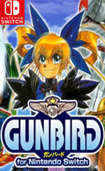 GUNBIRD for Nintendo Switch [ + Update ]