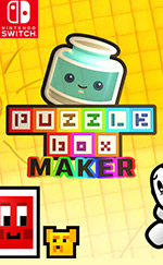 Puzzle Box Maker for Nintendo Switch