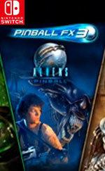 Pinball FX3 - Aliens vs Pinball for Nintendo Switch