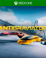 Antigraviator for PlayStation 4