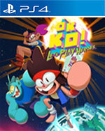 OK K.O.! Let's Play Heroes for PlayStation 4