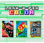 Link-a-Pix Color for Nintendo 3DS