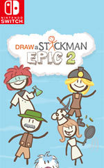 Draw a Stickman: EPIC 2 for Nintendo Switch