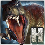 Hungry Dino : 3D Jurassic Stress-Buster
