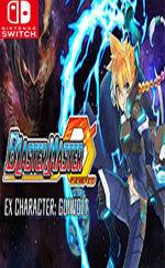 Blaster Master Zero - EX Character Gunvolt for Nintendo Switch