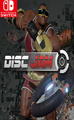 Disc Jam for Nintendo Switch