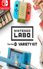 Nintendo LABO - Variety Kit for Nintendo Switch