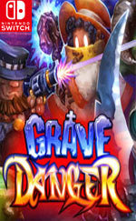 Grave Danger for Nintendo Switch