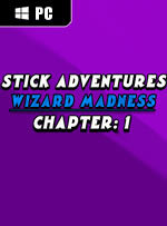 Stick Adventures: Wizard Madness: Chapter 1 for PC