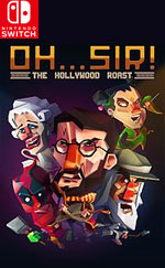 Oh...Sir! The Hollywood Roast for Nintendo Switch