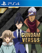 GUNDAM VERSUS - Navi - Olga, Atra, Fumitan for PlayStation 4
