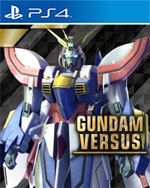 GUNDAM VERSUS - Burning Gundam for PlayStation 4
